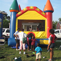 nightout bounce house
